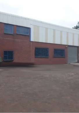 Warehouse/Factory To Let