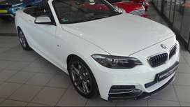 BMW 235 I mSport convertable