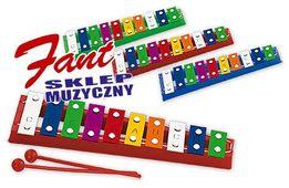 Dzwonki diatoniczne 10 tonowe M03 kolor polskie