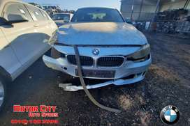 BMW 320D F30 - Now Stripping For Spares - Motor City Spares