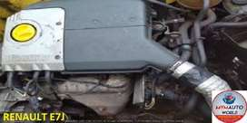 USED ENGINES  RENAULT CLIO 1.4L E7J FOR SALE