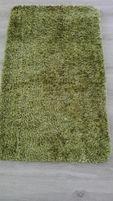 dywan dywanik łazienkowy pokojowy zielony