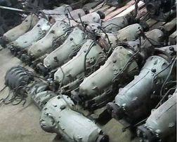 Коробки передач Mercedes (шрот авторазборка Мерседес разборка)