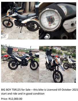 BIKES FOR SALE X 4
