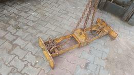 chwytak do płyt kręgów betonowych udźwig 3 tony + zawiesie i hak