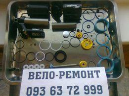 Сервис вилок и амортизаторов ( переборка ) ремонт. Замена башингов.