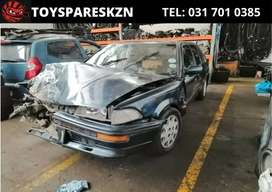 Toyota Conquest RSI Twincam 16v Stripping