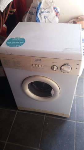 Defy Front Loader Washing machine for sale ( As Is)