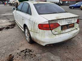 Audi A4 B8 2012 Model - Stripping for Spares