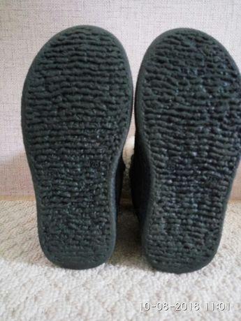 Польские зимние замшевие ботинки Mrugyla, 26 размер Киев - изображение 5