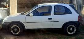 1.6i Opel corsa lite with sound, 15inch BBS rims.start and drive.A.I.O