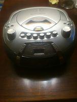 CD/MP3 магнитола, бумбокс, приемник