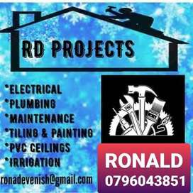 RD PROJECTS