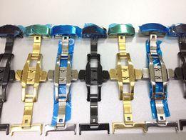 КЛИПСА АВТОМАТ, Ремешок для часов браслет, Orient, Casio, Tissot,Gear.