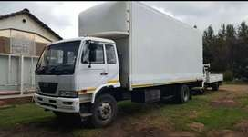 Long distance furniture removals to Jhb dbn Cptwn Pe El Bloem Plk