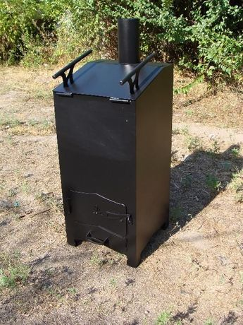 Дровяная печь для сжигания мусора. (печка для мусора). Ваш помощник! Днепр - изображение 4