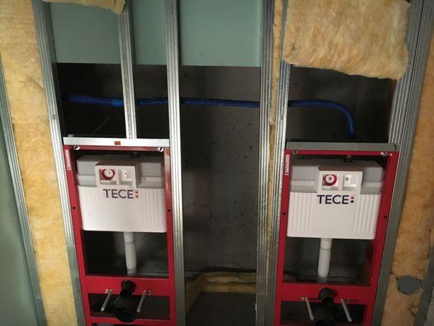 Instalacje, przyłącza projekty wod kan i gaz c.o przewierty w betonie Jerzmanowice - image 6