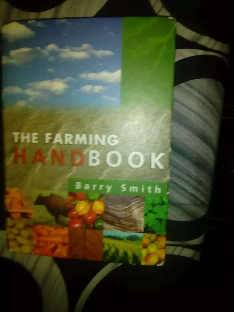 The farming handbook by Barry Smith 0