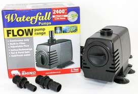 Red Rhino 2400 L/H Pond or Fountain Flow Water Pump