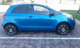Toyota Yaris 2008 T1 with aircon for sale