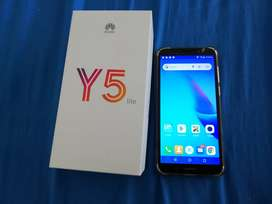 Huawei y5 lite with box and warranty R1250