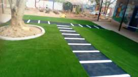 Rubber surfacing and artificial grass supply and installation