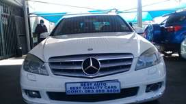 2009 Mercedes-Benz C-220 Engine Capacity CDI with Automatic Transmissi