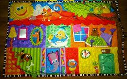 Очень большой развивающий коврик Play gro Playgro
