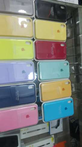 Silicon covers for iPhone