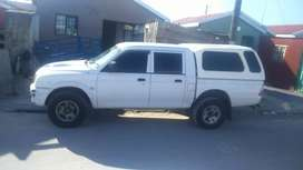 Bakkies for hire and removals