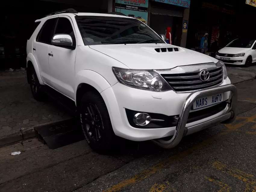 TOYOTA FORTUNER  3.0.D4D AUTOMATIC