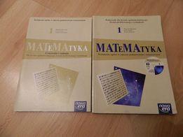 Matematyka 1 Nowa Era podręcznik i ćwiczeniówka