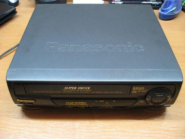 Продам обмен Видеоплеер пишущий Panasonic SR50 Макеевка - изображение 2