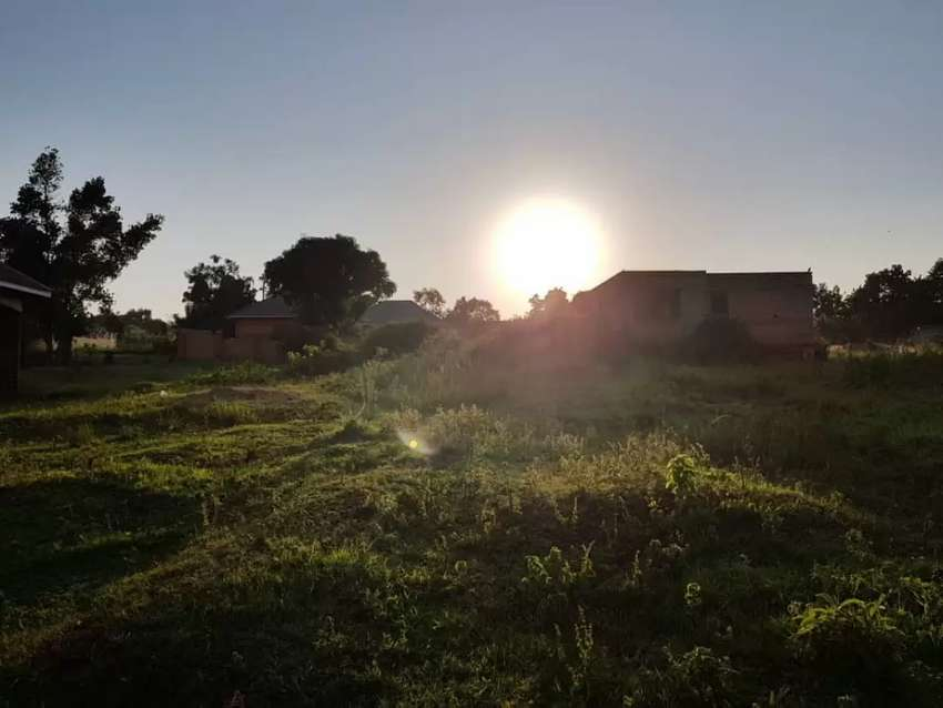 Located in Gayaza; land for sale 0