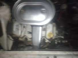 Ford  Cvh motor and gearbox for sale