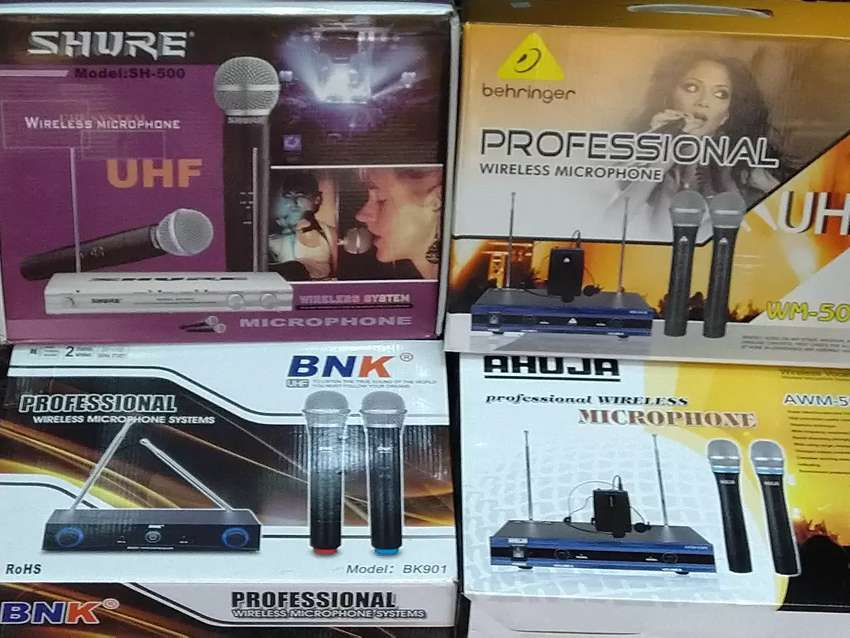 Wireless microphone kenya dealers 0