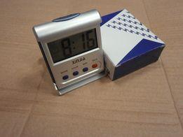 Часы говорящие- будильник XJ-792TN настольные дорожные. Новое!
