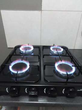New 4 Plate Gas Stove
