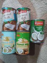 Кокосовое молоко (ж/б) (400 мл) (Таиланд)