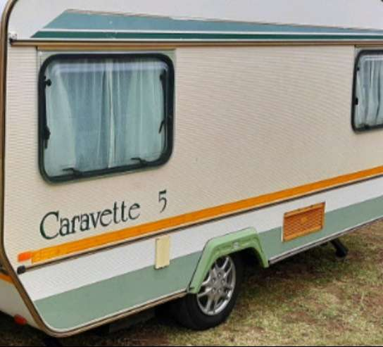 Caravan Gypsey Caravette with Full Tent, Multiroom, Add-Room and Awnin 0