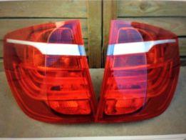 Аренда задних LED фонарей BMW X3 F25 (желтый поворот)