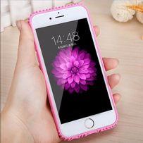 Продам чехол Apple iPhone 6 / 6s / 7 / 8, Pink, Розовый, накладка, TPU