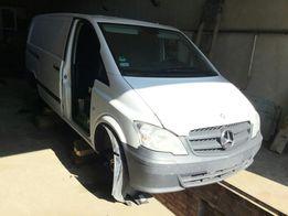 Разборка Вито 639 Mercedes-Benz vito 447 купить запчасти 638 кузов