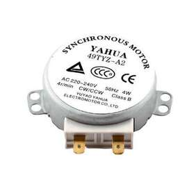 Microwave Synchronous Motor