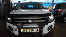 2014 Ford Ranger 3.2 Engine Capacity ( 4X4 Extra Cab  XLs) with  Autom