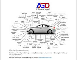 Automotive services at your doorstep