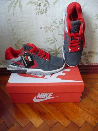 Мужские кроссовки Nike Air Max, кроссовки Nike Air Max на подростка, Харьков - изображение 7