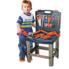 Brand New! DIY Electric Toy Tool Box kit for kiddies