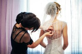 Весiльна сукня ( свадебное платье )