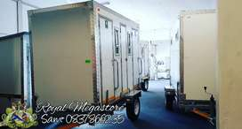 VIP Toilets Mobile Freezer Stretch Tents Tables Chairs Manufacturer